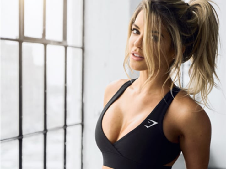 Nikki Blackketter by Gymshark: All You Need to Know