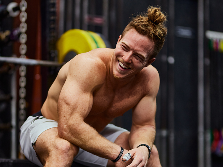 Noah Ohlsen | Training To Become The Fittest Man On Earth