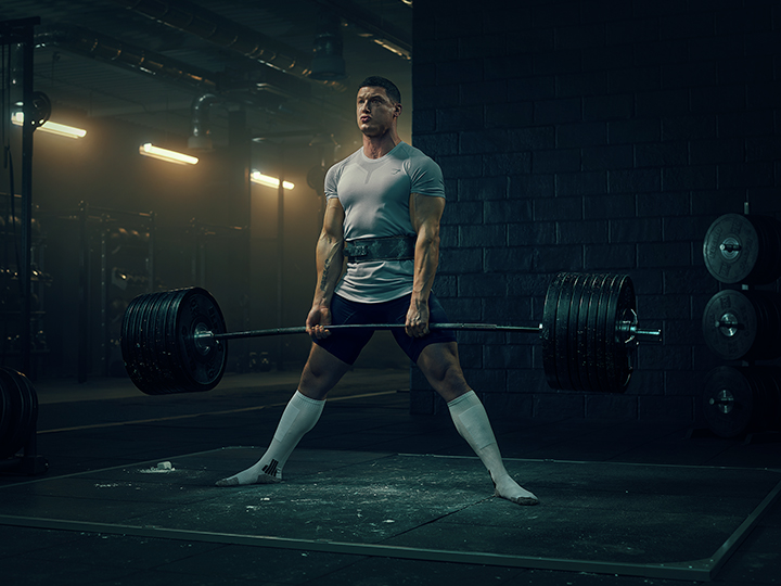 Up Your Numbers With The 315 Lifting Masterclass on Twitch