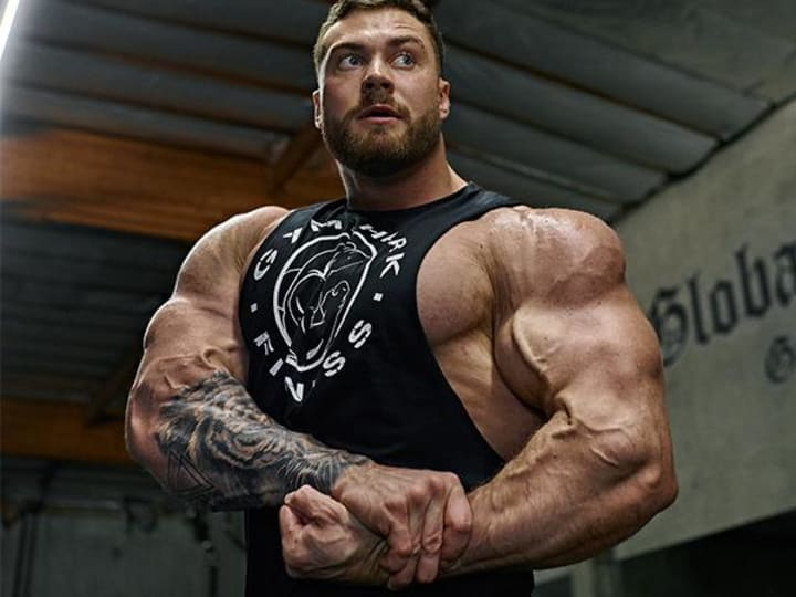 The Six Best Arm Exercises