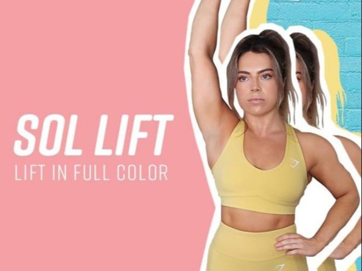 Sol Lift: The New Pastel Collection For SS20