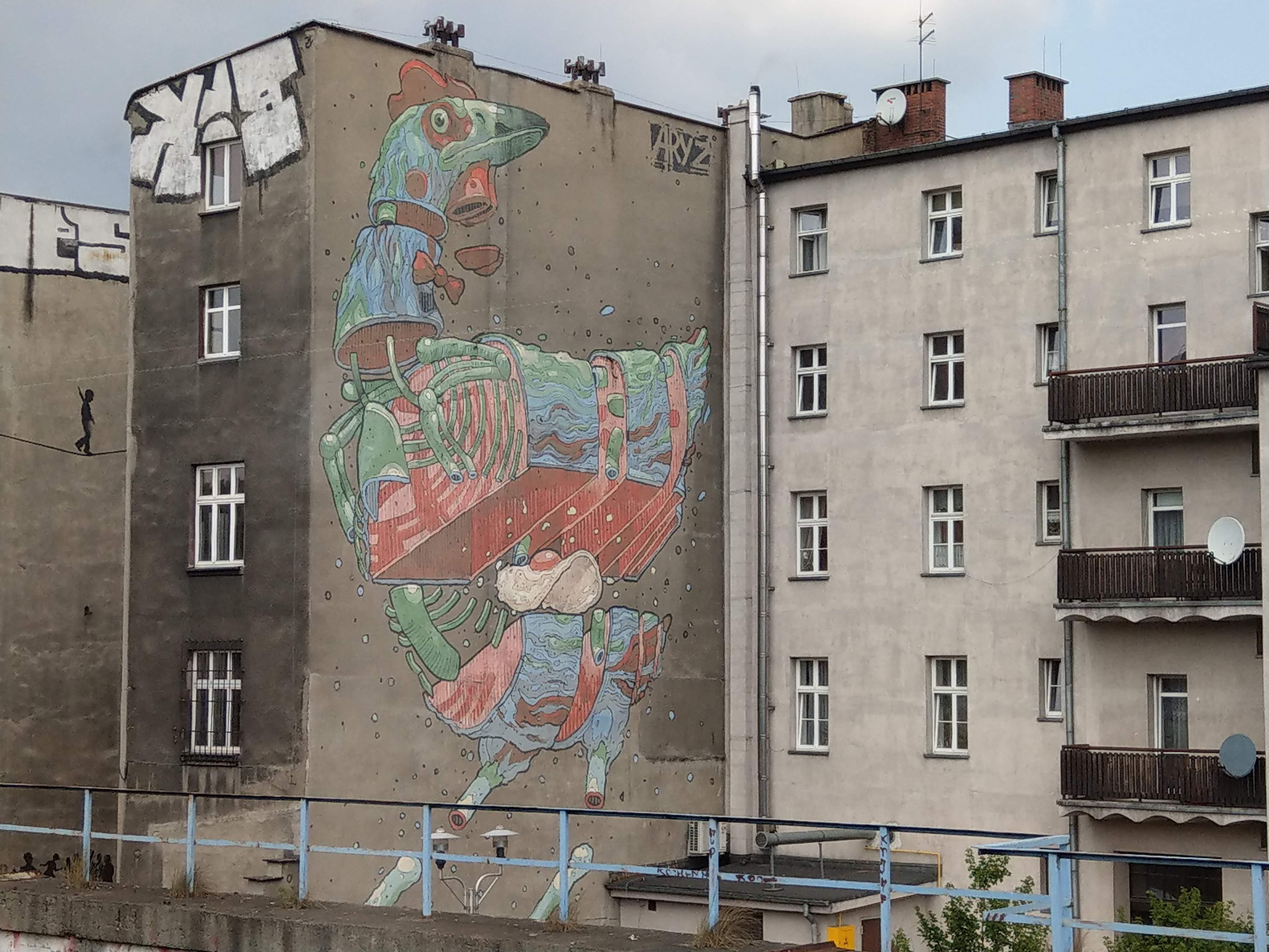 Katowice murale (2)