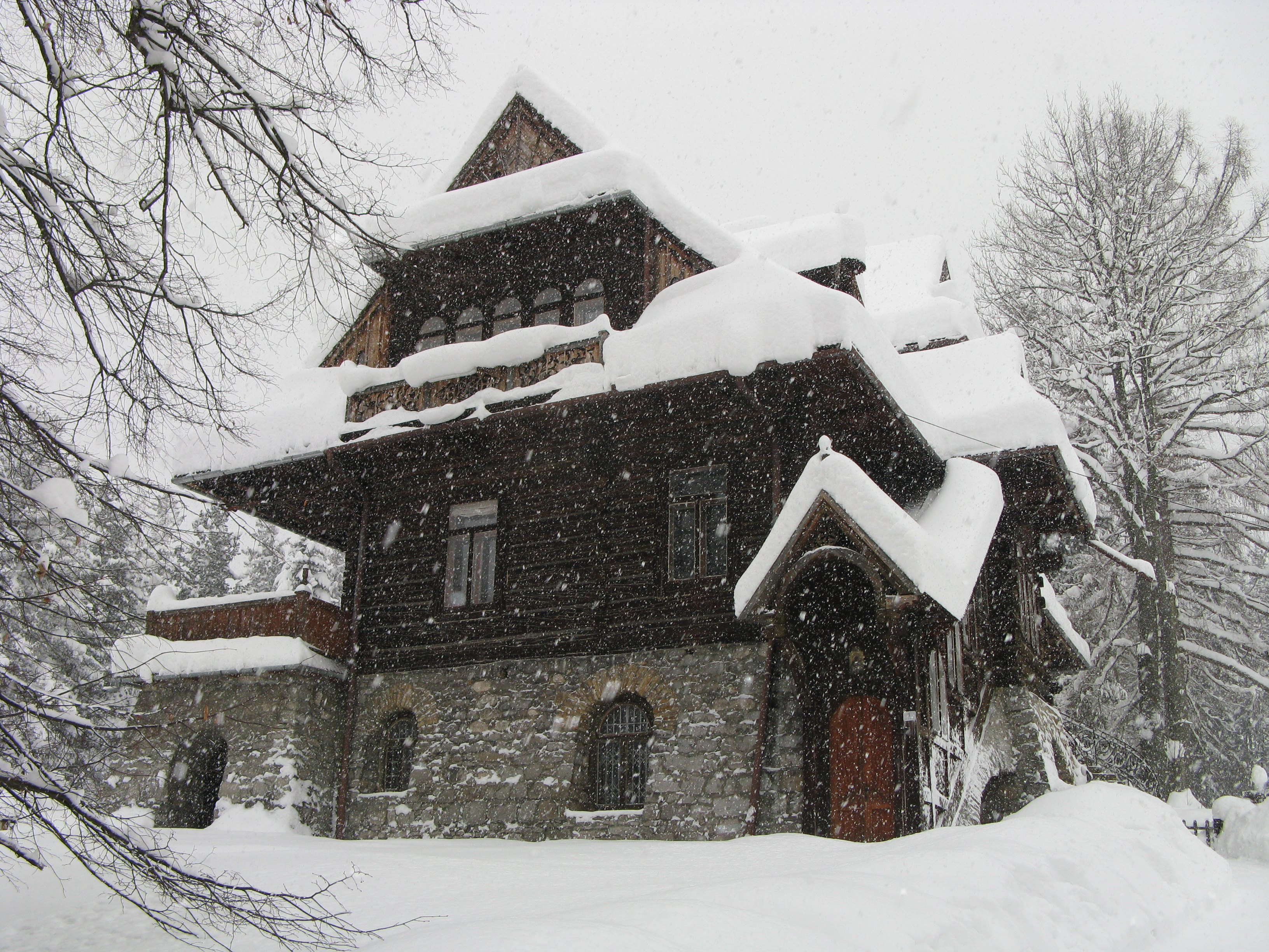 Villa pod Jedlami