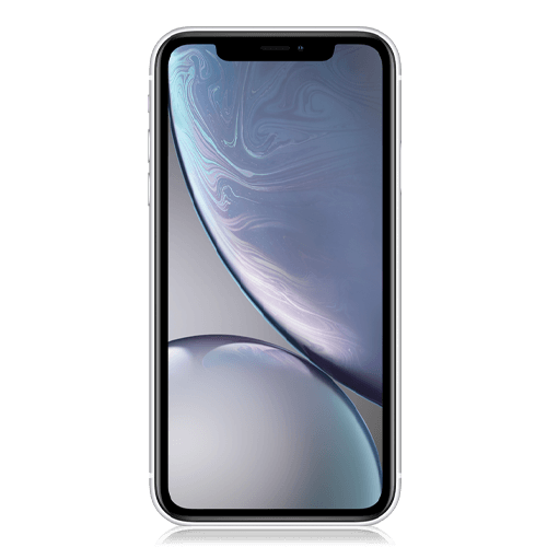 iPhone XR (front view)