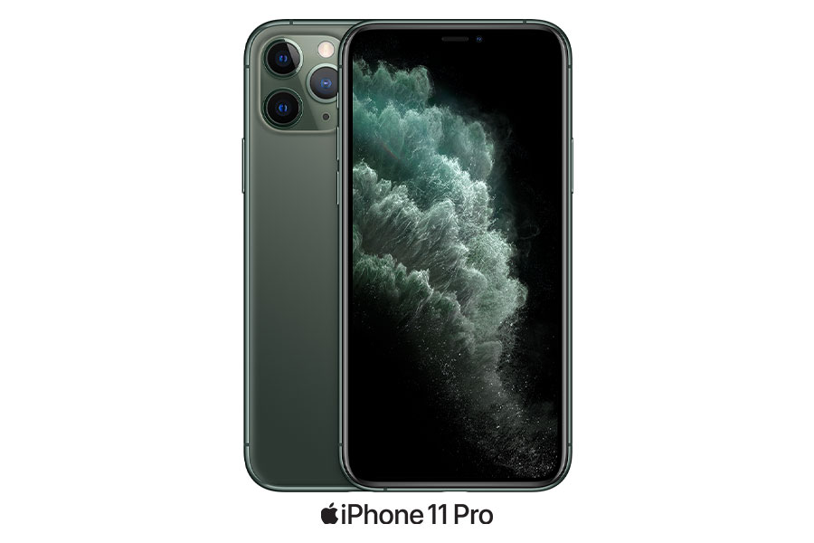 Enjoy the iPhone 11 Pro for $0!
