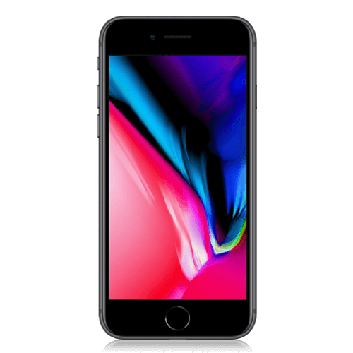 iPhone 8 (front view)