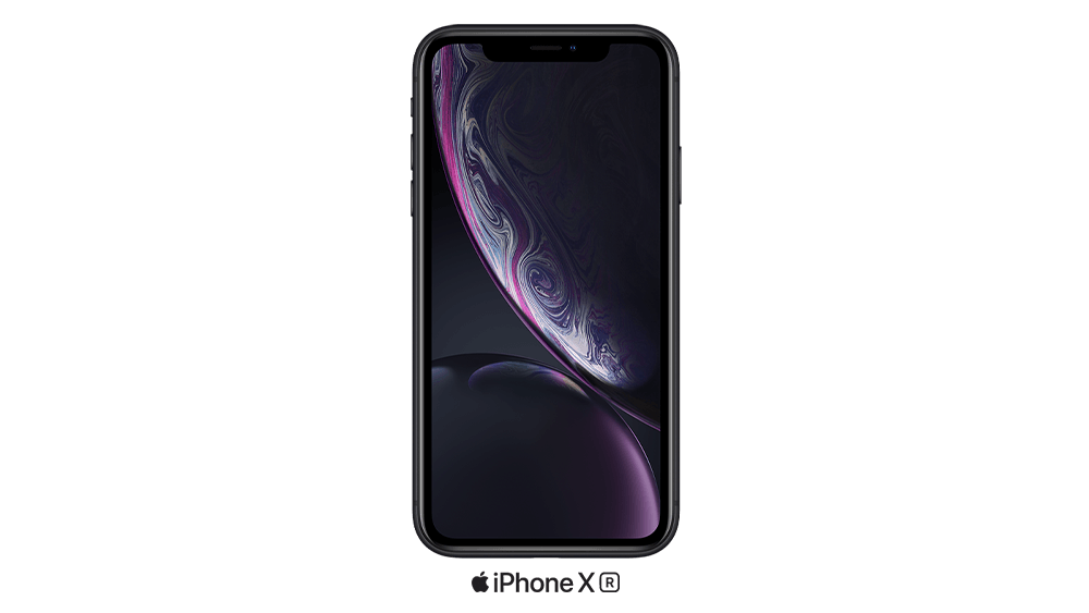 The iPhone XR from Rogers