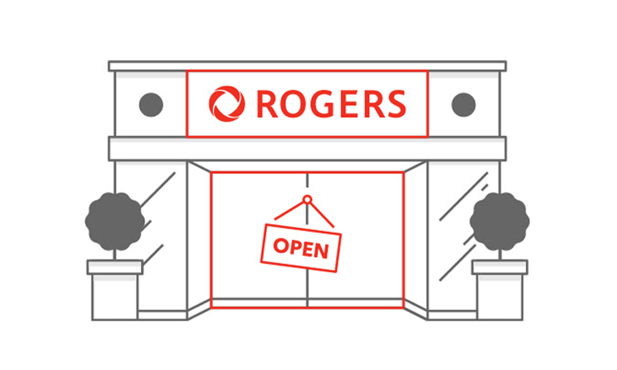 Rogers is reopening stores to serve you better