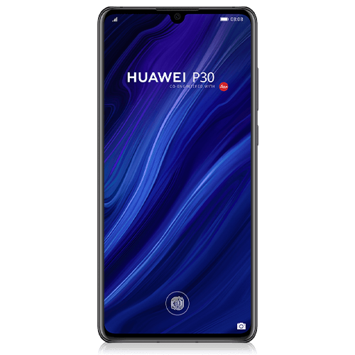 HUAWEI P30 (front view)