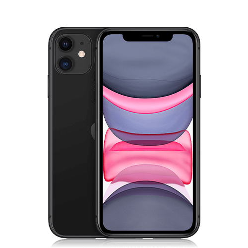 iPhone 11 (front view)