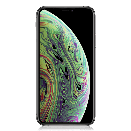 iPhone XS (front view)