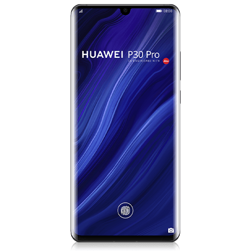 HUAWEI P30 Pro (front view)
