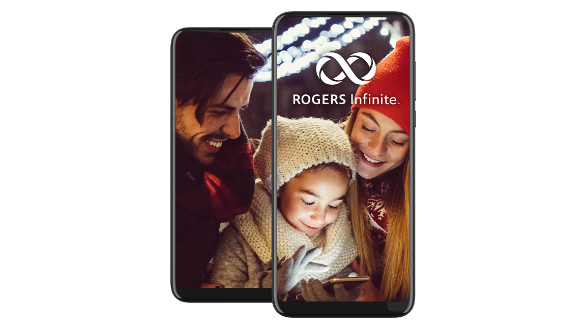 The Rogers Infinite plan logo
