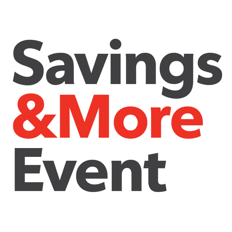 The Rogers Savings&More event