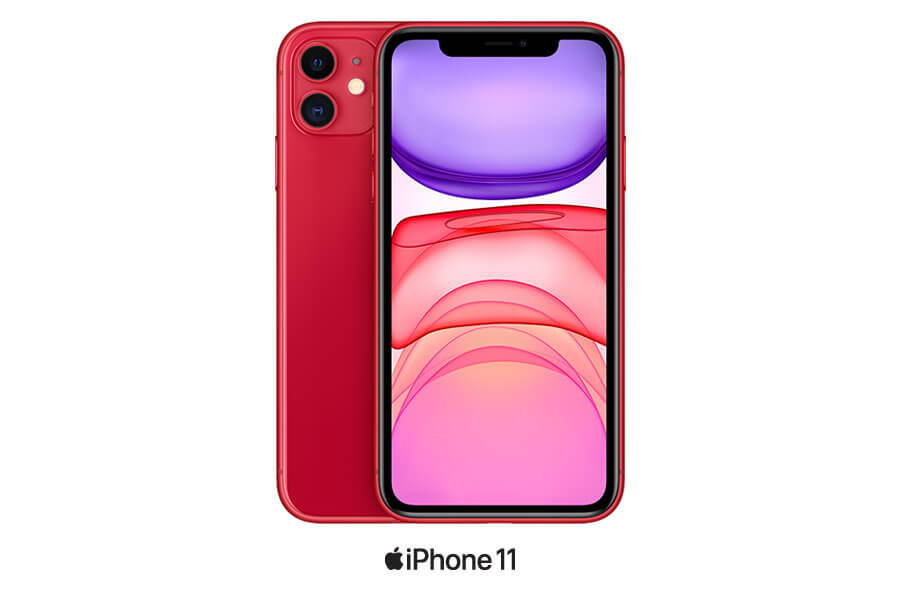 The iPhone 11 from Rogers
