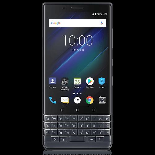 BlackBerry KEY2 LE (front view)