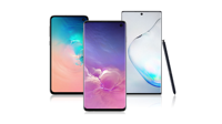 Samsung Galaxy S9, Galaxy S10 and Note10+