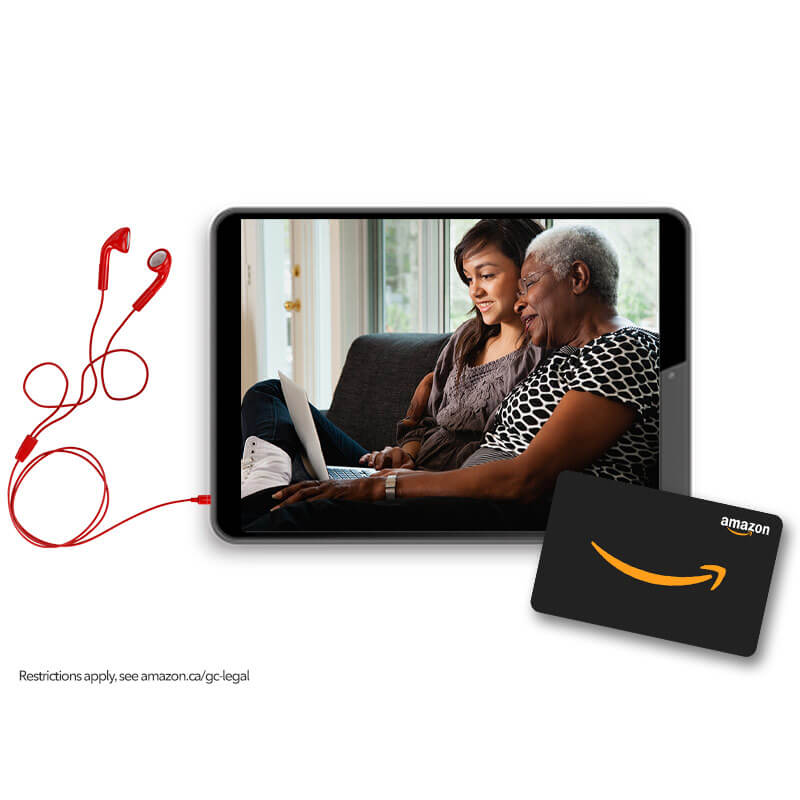 Get this Amazon Gift Card offer now Get an Amazon Gift Card with Ignite Internet
