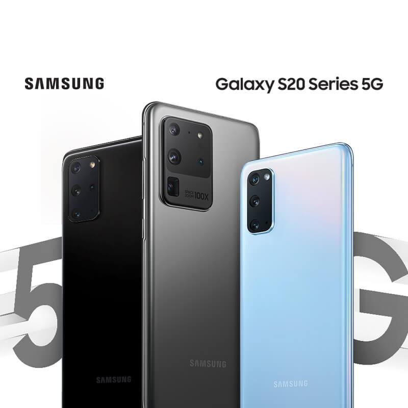 Samsung Galaxy S20 Series 5G