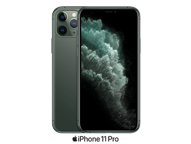The iPhone 11 Pro from Rogers