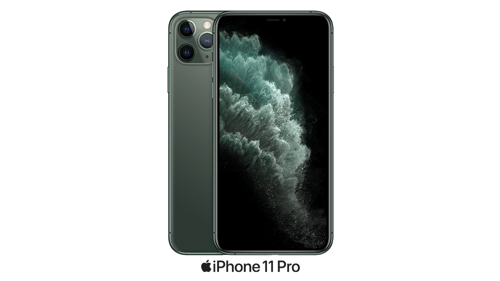 The iPhone 11 Pro