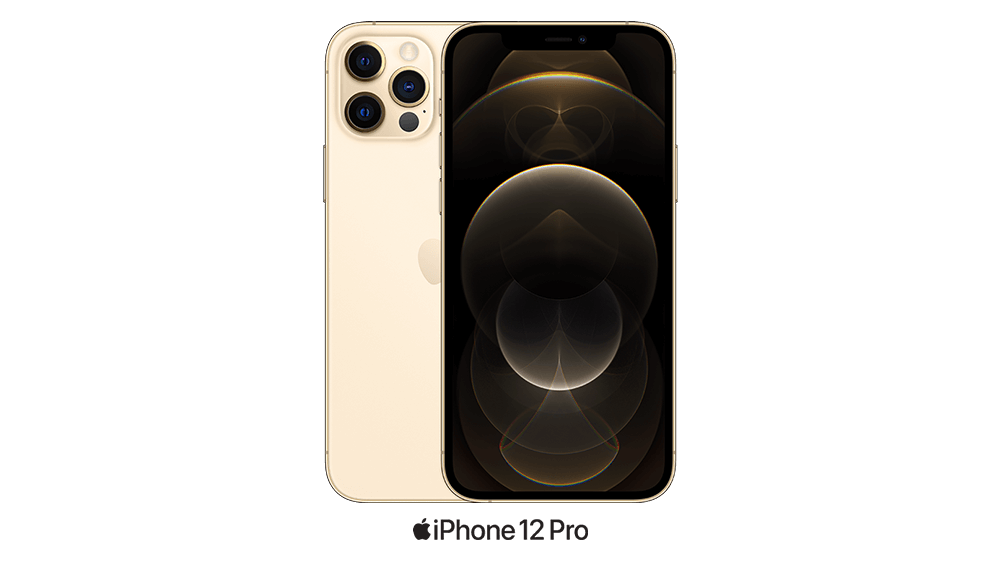 The brand new iPhone 12 Pro