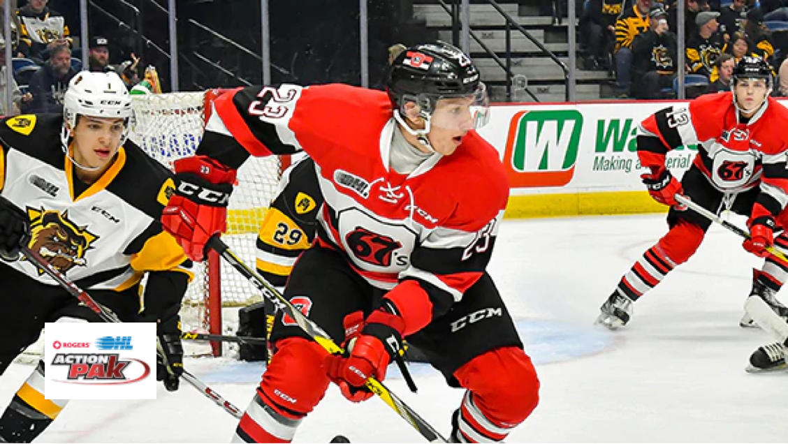 Rogers OHL Action Pak