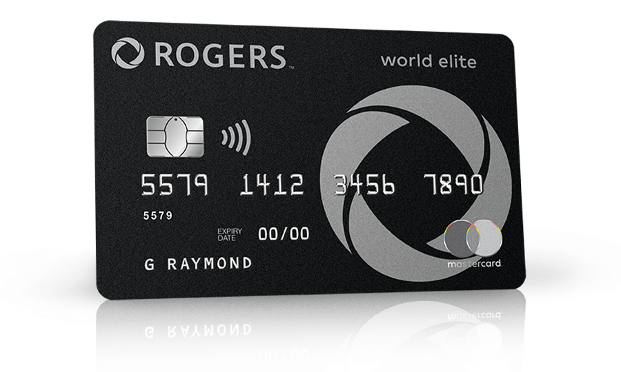 The no-fee Rogers World Elite Mastercard