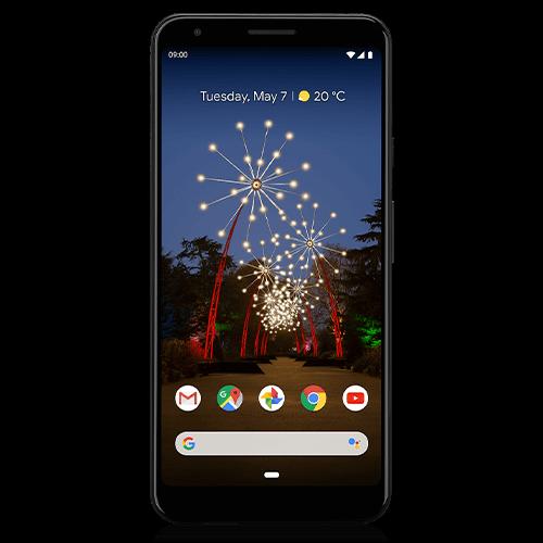 Google Pixel 3a XL (Front)