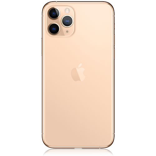 iPhone 11 Pro (back view)