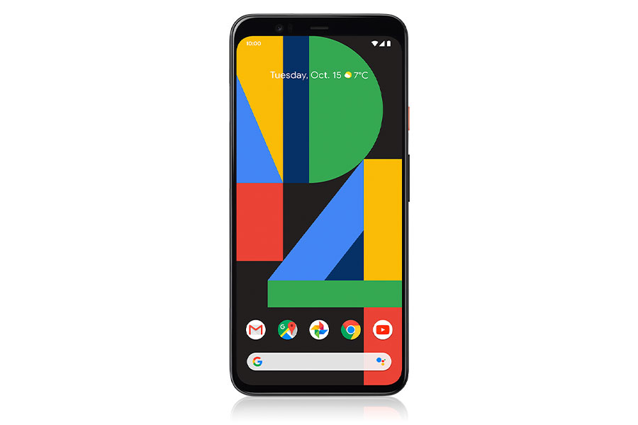 The Google Pixel 4 from Rogers