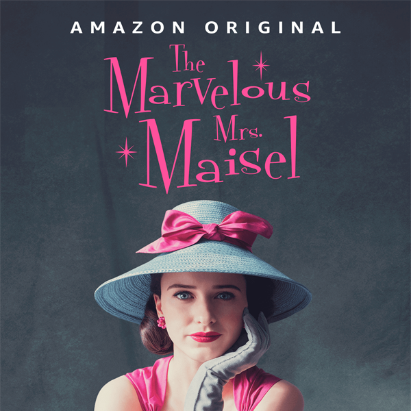 You can watch The Marvelous Mrs. Maisel on Amazon Prime Video on Ignite TV