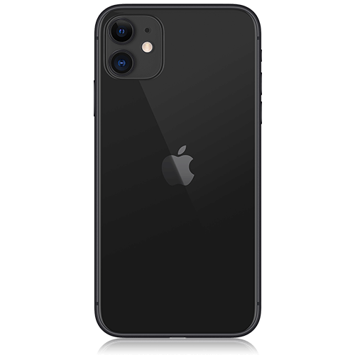 iPhone 11 (back view)