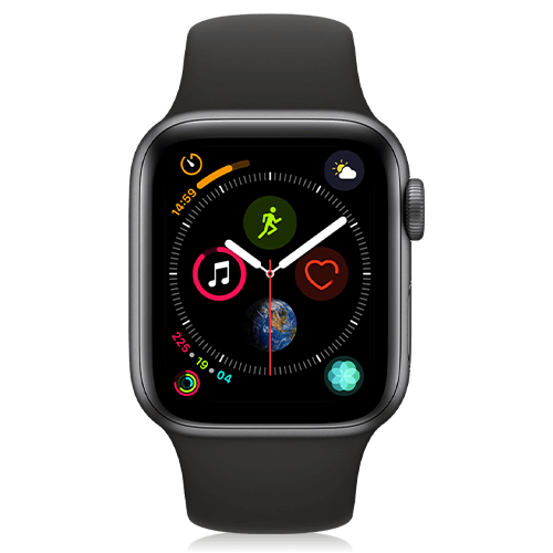 Apple Watch Series 4 (front view)