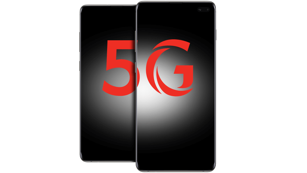 Get a 5G device to experience 5G