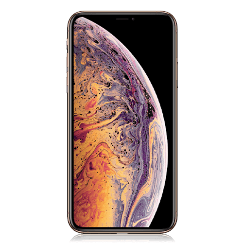 iPhone XS Max (front view)