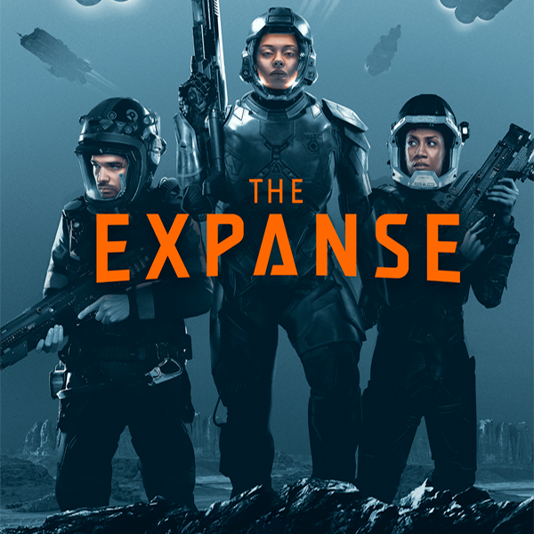 You can watch The Expanse on Amazon Prime Video on Ignite TV