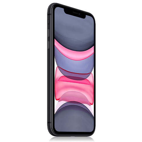 iPhone 11 (side view)