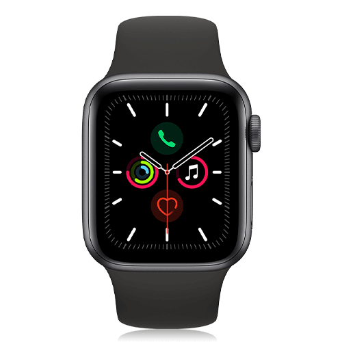 Apple Watch Series 5 (front view)