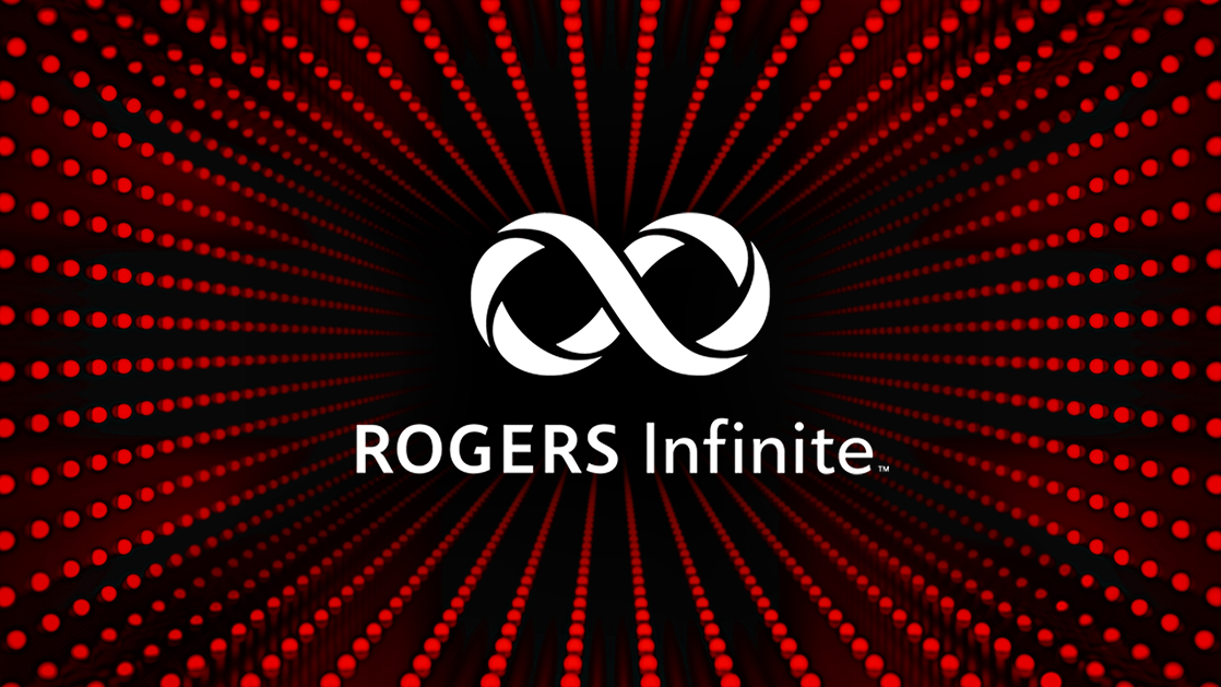 Get a Rogers Infinite plan to experience 5G
