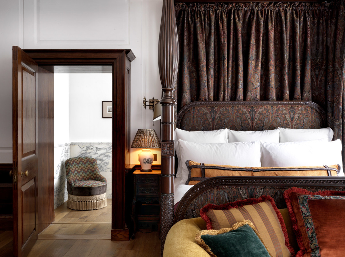 5 Star The Terrace Suite In London City The Ned