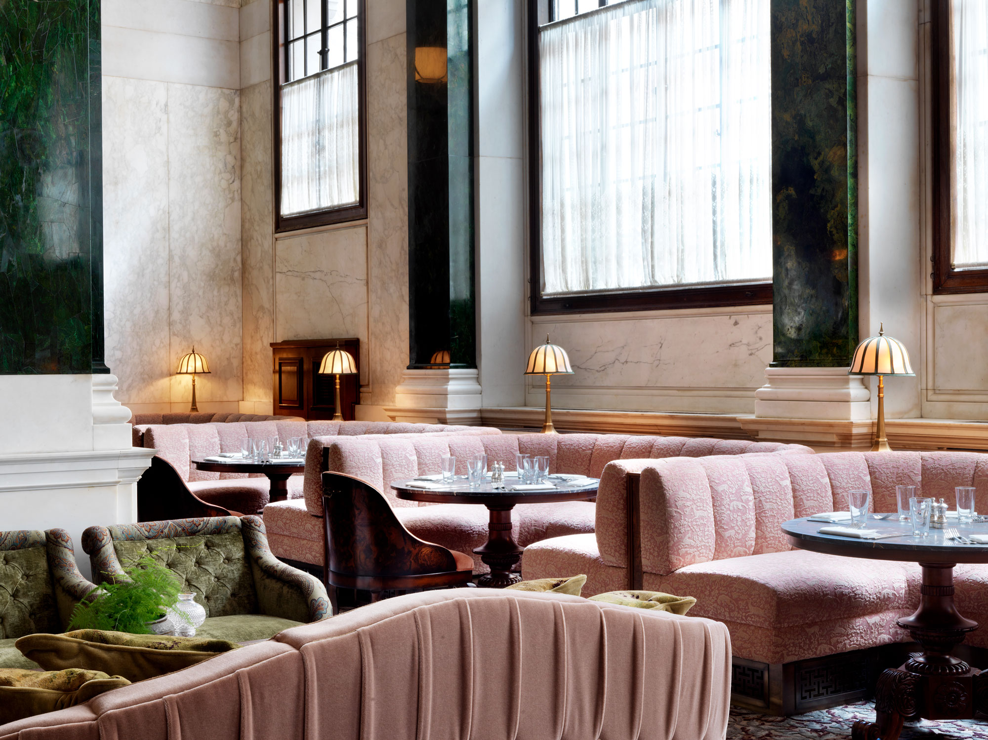 Members\' Club in City of London | The Ned