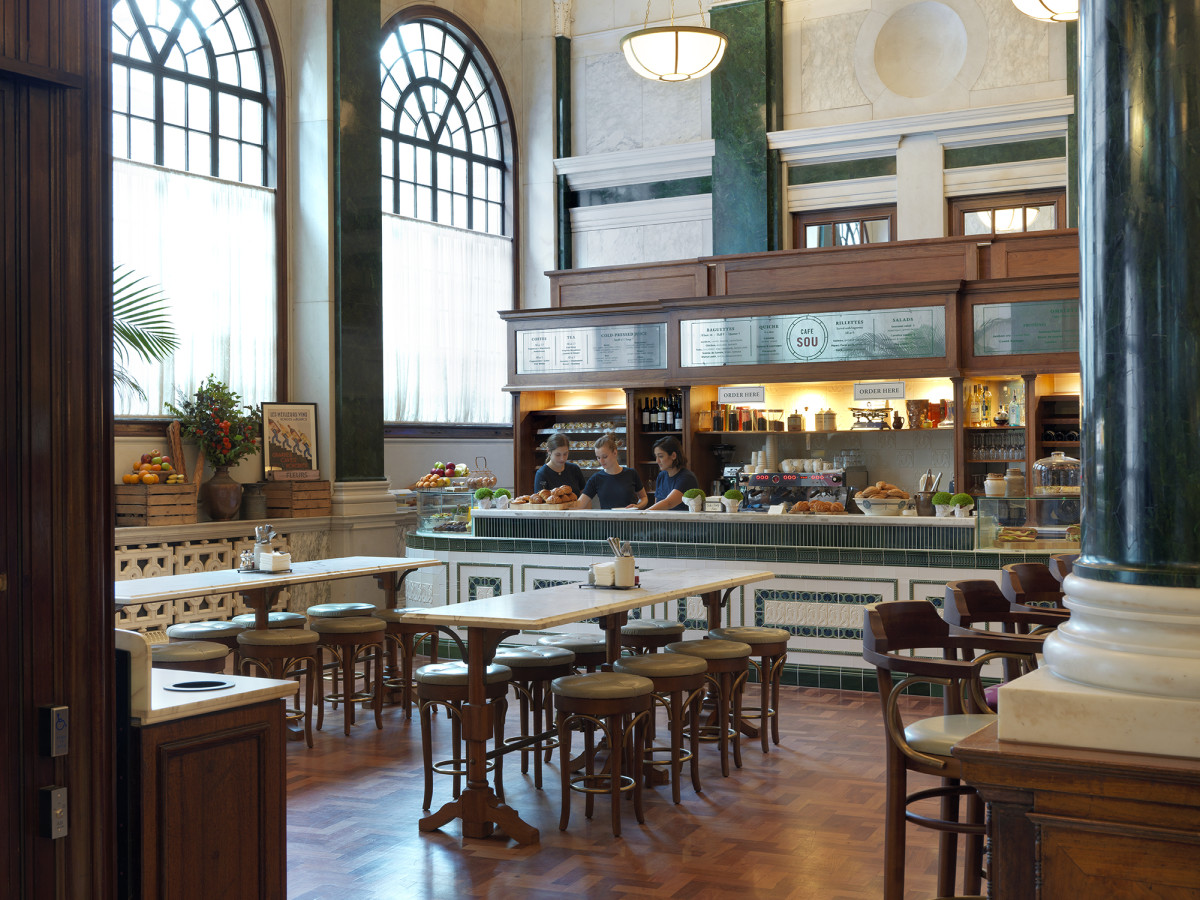 The City London Restaurants