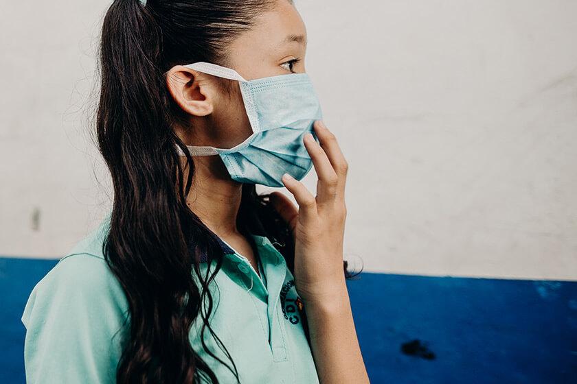 El Salvador: ayuda concreta durante el Coronavirus