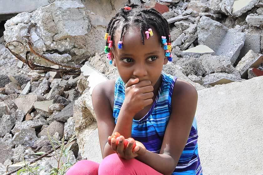 Haití: primeras noticias tras el terremoto