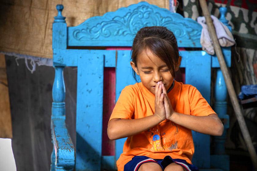 Ecuador: conoce a los niños que no existen