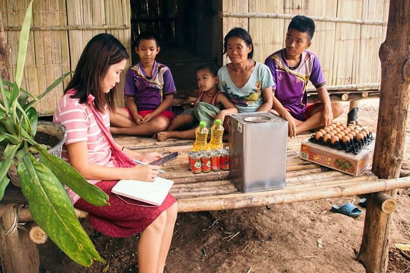 Thailandia: la toccante lettera di una mamma