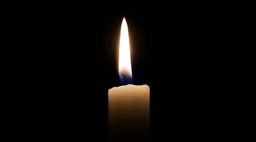 Świeczka - nie żyje