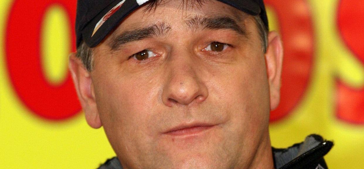 Trener Zbigniew Klimowkski
