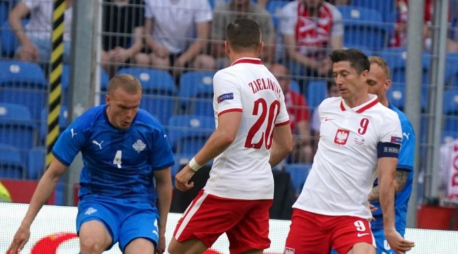 Reprezentacja Polski Polska Islandia